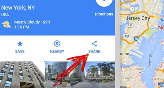 Get the Google Maps Embed Code